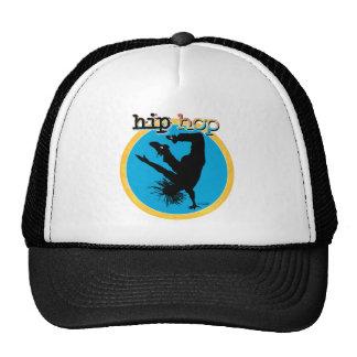 HIP HOP Break Dancer Trucker Hats