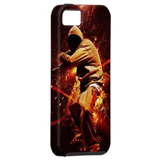 Hip-Hop breakdancer iPhone SE/5/5s Case
