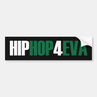 Hip Hop Bumper Sticker