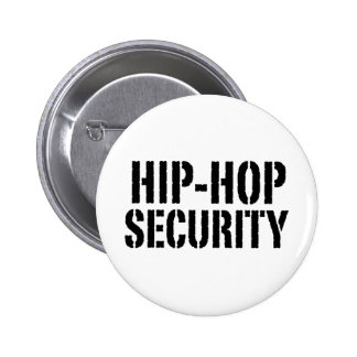 Hip Hop 2 Inch Round Button