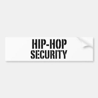 Hip Hop Pegatina De Parachoque