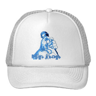Hip hop cap trucker hat