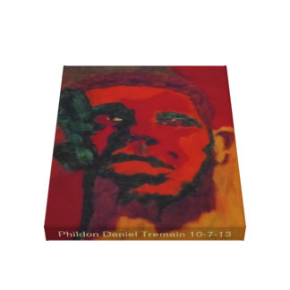Hip-Hop Culture Art Canvas Print