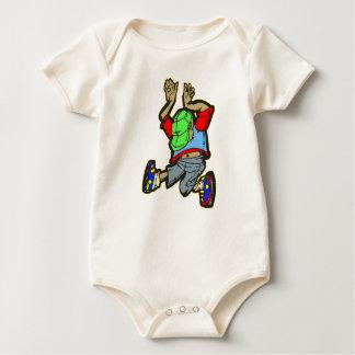 Hip Hop Dance Baby Bodysuit