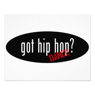 Hip Hop Dance Items – got hip hop Custom Announcement