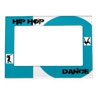 Hip Hop Dance Magnetic Frame