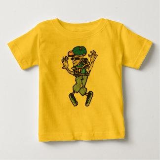 Hip Hop Dancer Baby T-Shirt