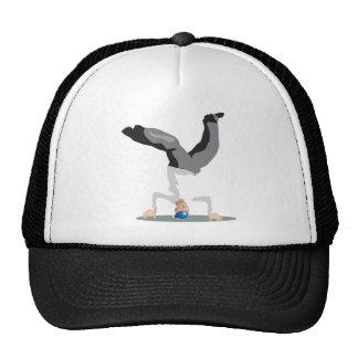 Hip Hop Dancer Hat