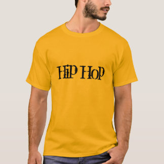 HIP HOP dancer mens (or womens) T-shirt