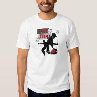 Hip Hop Dancing silloette final Shirt