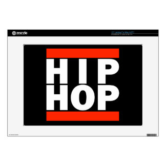 "HIP HOP! DECAL FOR 15"" LAPTOP"