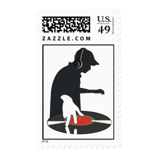 hip hop DJ Stamps