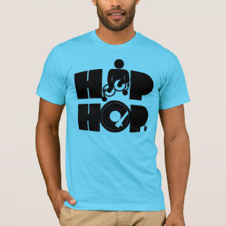 Hip Hop DJ Turntable Shirt | Fresh Threads