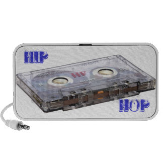 Hip Hop Doodle Portable Speakers