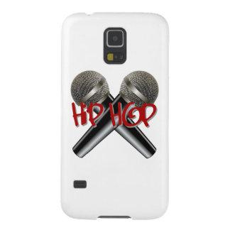 Hip Hop - el rap DJ de la bujía métrica golpea el Carcasas Para Galaxy S5