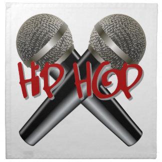 Hip Hop - el rap DJ de la bujía métrica golpea el  Servilletas De Papel