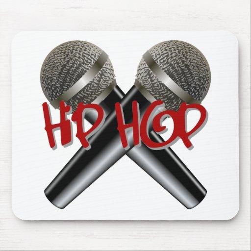 Hip Hop - el rap DJ de la bujía métrica golpea el  Alfombrilla De Ratón