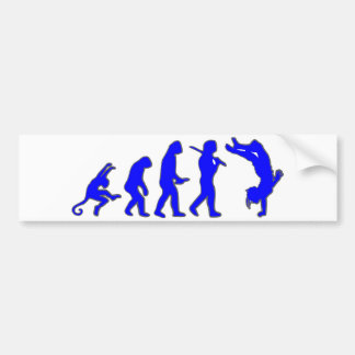 Hip Hop Evolution - Hip Hop Bumper Stickers