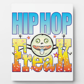 Hip Hop Freaky Freak Photo Plaques