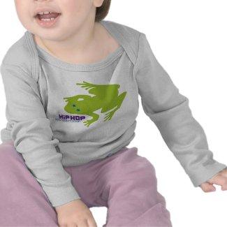 Hip Hop Frog T-Shirt shirt
