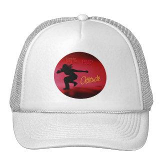 Hip Hop - gorra de la actitud de la danza