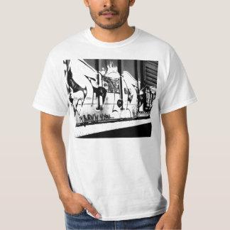 Hip Hop Graffiti Art T-Shirt