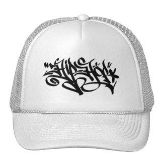 Hip Hop Graffiti Mesh Hat