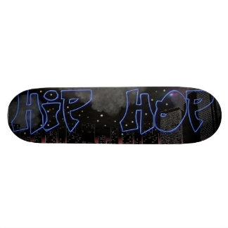 HIP HOP GRAFFITI SKATE BOARDS