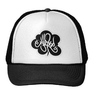 hip hop grafiti art trucker hat