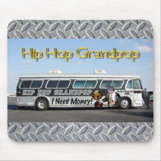 Hip Hop Grandpop Mousepad Mouse Pad