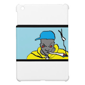 Hip hop head iPad mini case