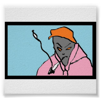 Hip hop head one posters