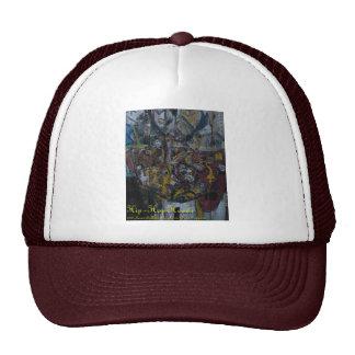 hip hop heads trucker hat