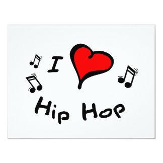 Hip Hop I Heart-Love Gift Card