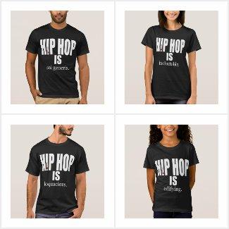 HIP HOP IS...