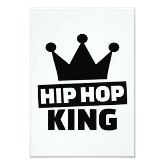 Hip hop king card