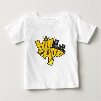 Hip-hop logo baby T-Shirt