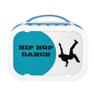 Hip Hop Lunch Box