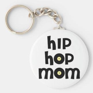 Hip Hop Mom Key Chain
