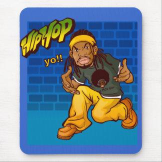 Hip Hop Mouse Pad