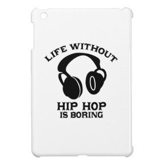 Hip-hop Music designs iPad Mini Cases