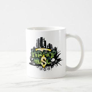 Hip Hop Music Mug