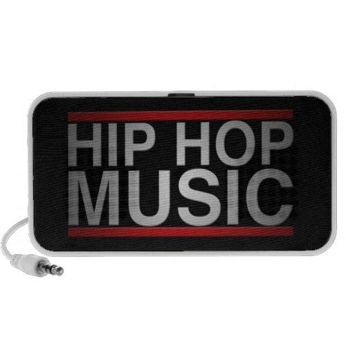 Hip Hop Music speakers doodle