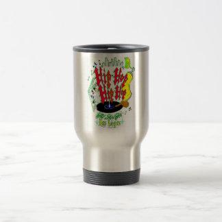 Hip Hop newlogo travel mug