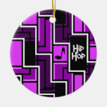 Hip Hop ornament, customizable