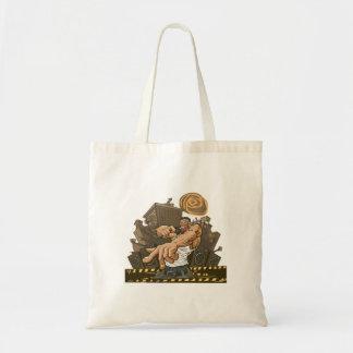 Hip Hop Party Don't Stop Tote Bag