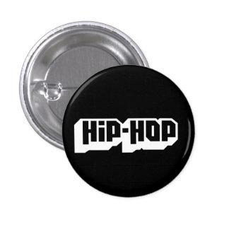 Hip-hop Pin Redondo De 1 Pulgada