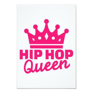 Hip hop queen card
