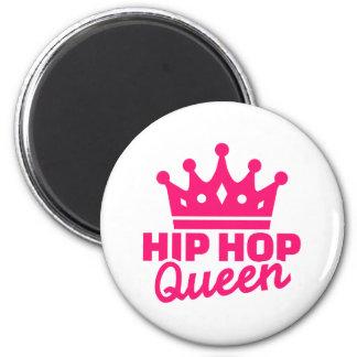 Hip hop queen magnet