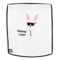 Hip Hop Rabbit Bunny Easter Boys n Kids Men Adults Backpack